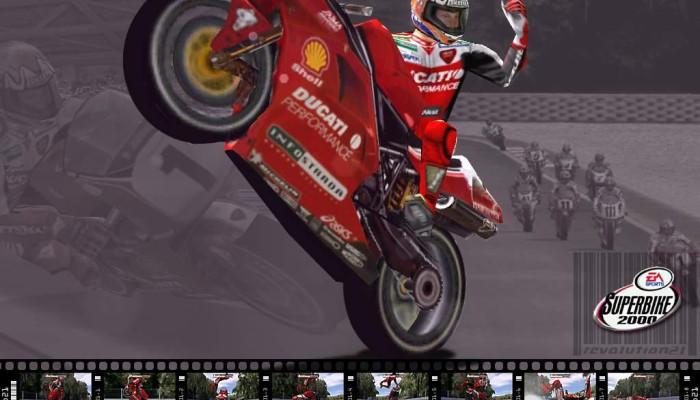 к игре Superbike 2000