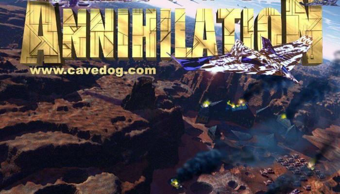 к игре Total Annihilation