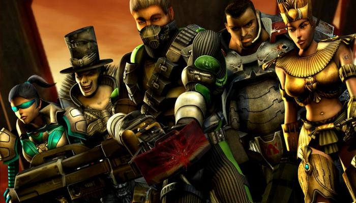 к игре Unreal Tournament 2003
