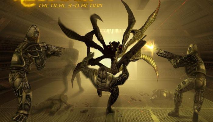 к игре Venom. Codename: Outbreak