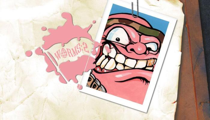 к игре Worms 2