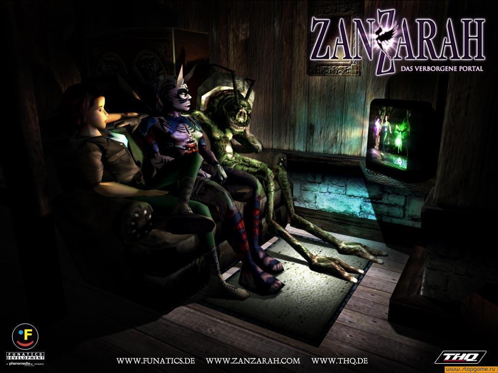 скачать игру Zanzarah 2 через торрент - фото 4