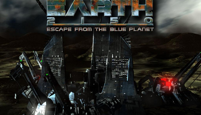 к игре Earth 2150: Escape from the Blue Planet