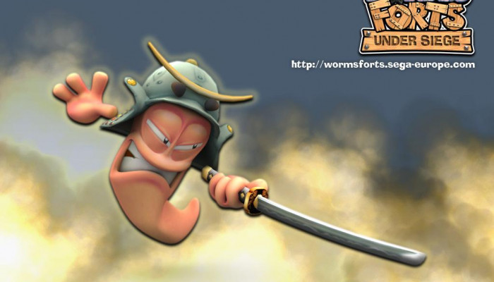 к игре Worms Forts: Under Siege