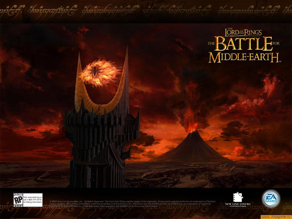 Игру The Battle For Middle-Earth 1