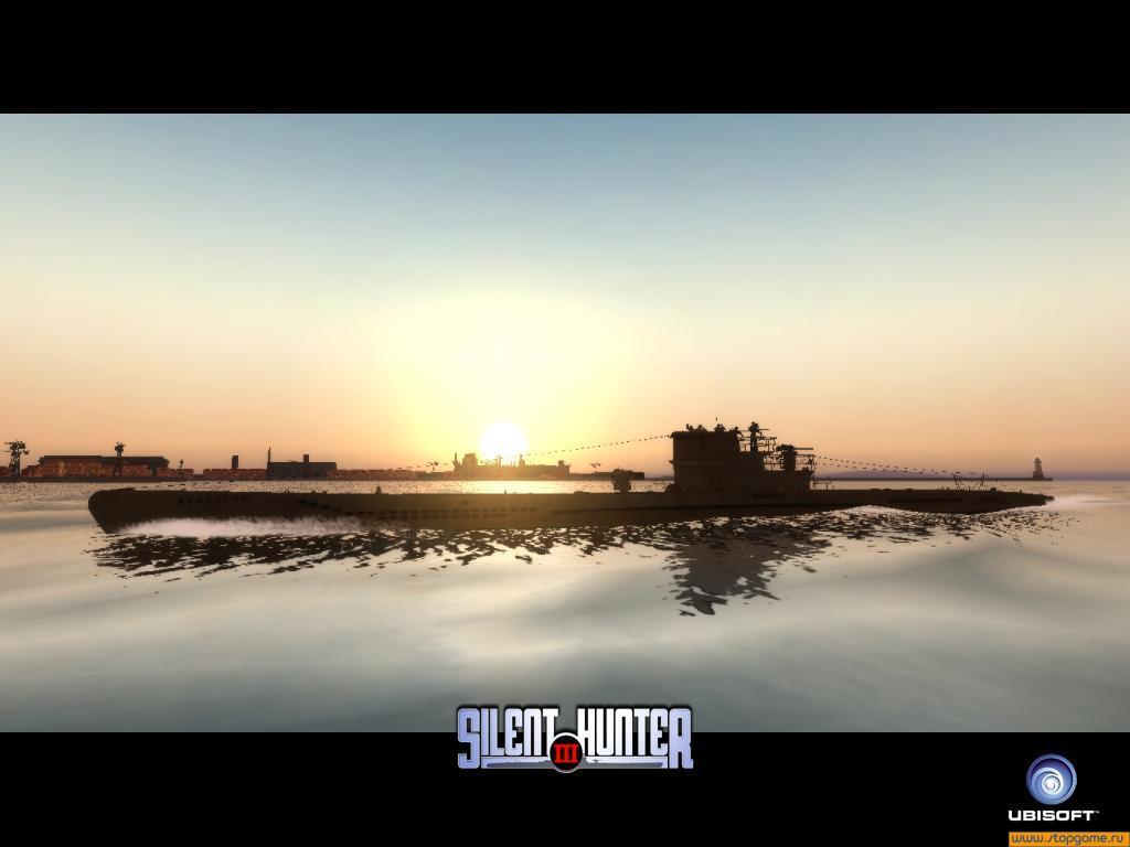 скачать сайлент хантер 6 через торрент игра на русском - фото 8