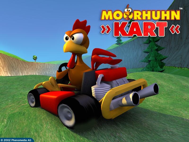 Moorhuhn Kart Online