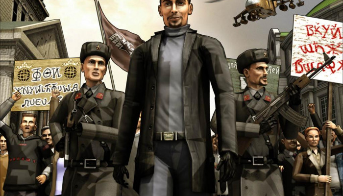 к игре Republic: The Revolution