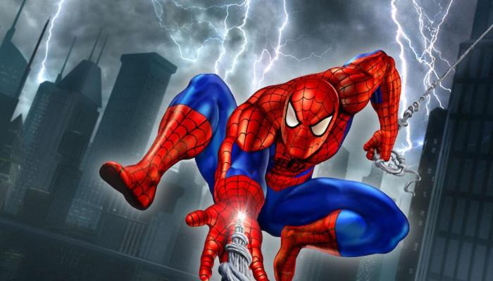 к игре Spider-Man 2 Enter: Electro