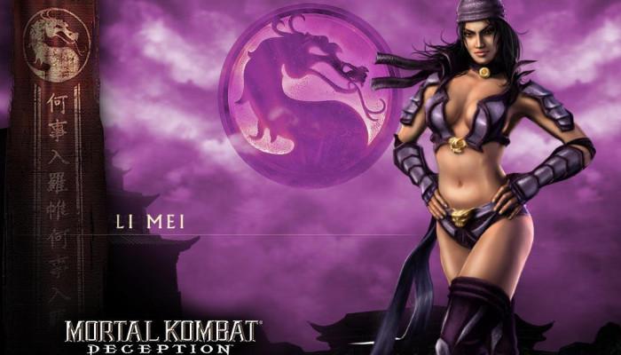 к игре Mortal Kombat: Deception
