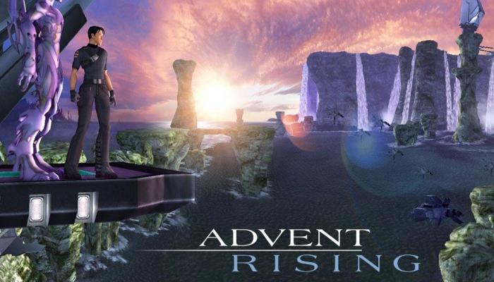 к игре Advent Rising