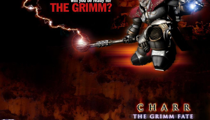 к игре Charr: The Grimm Fate