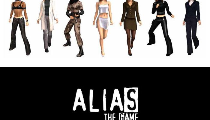 к игре Alias
