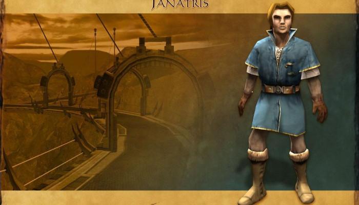 к игре Gooka: The Mystery of Janatris