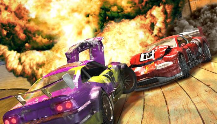 к игре Destruction Derby Arenas