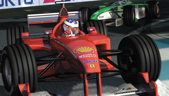 к игре F1 2000