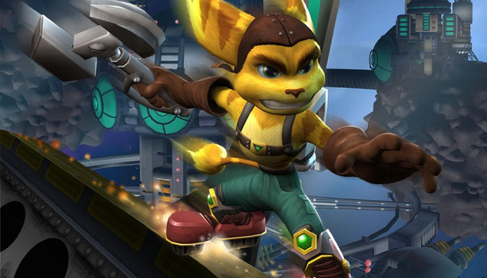к игре Ratchet and Clank