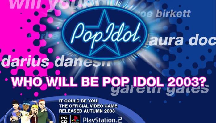 к игре Pop Idol