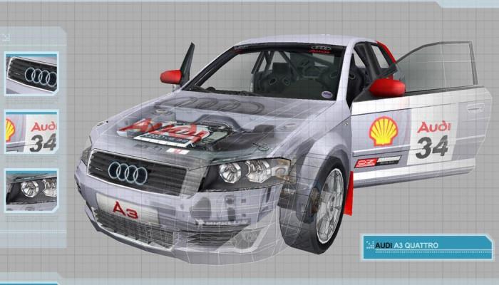 к игре Colin McRae Rally 2005