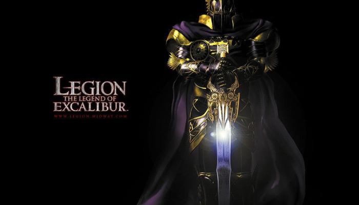 к игре Legion: The Legend of Excalibur