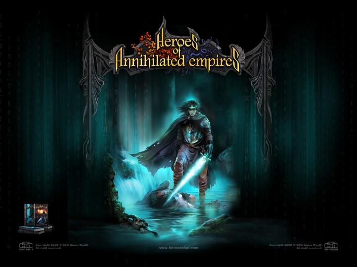 Герои уничтоженных империй Игры Компьютерные Games Виртуальная games heroe