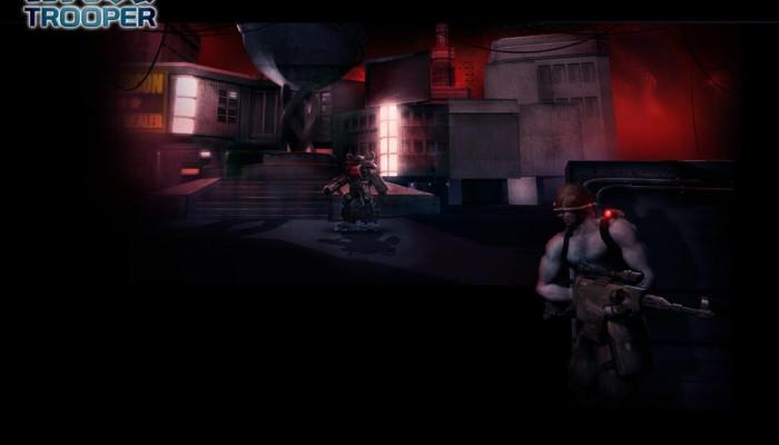 к игре Rogue Trooper