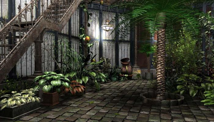 к игре Nancy Drew: The Curse of Blackmoor Manor