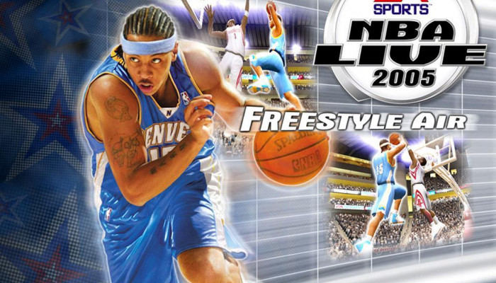 After a year break to market pc games is one of the most spectacular sports games ea sports nba