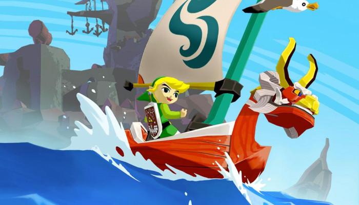 к игре Legend of Zelda, The: The Wind Waker