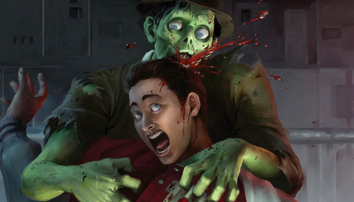 к игре Stubbs the Zombie in Rebel without a Pulse