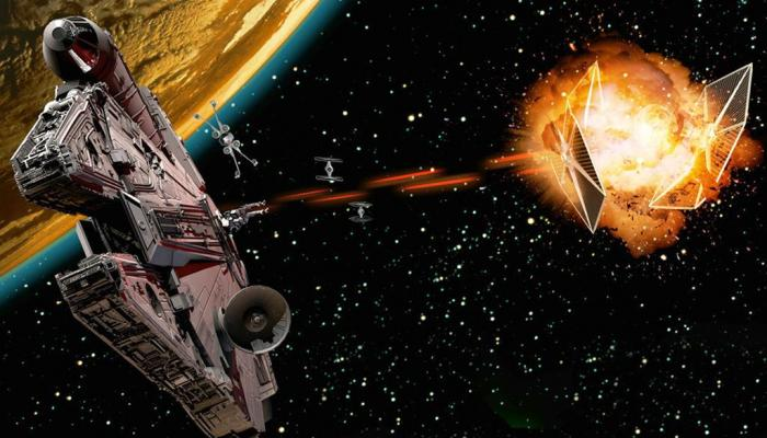 к игре Star Wars Galaxies: Jump to Lightspeed