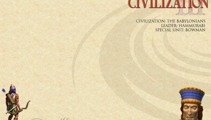 к игре Sid Meier's Civilization 3