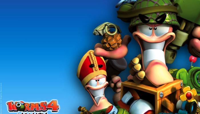 к игре Worms 4: Mayhem