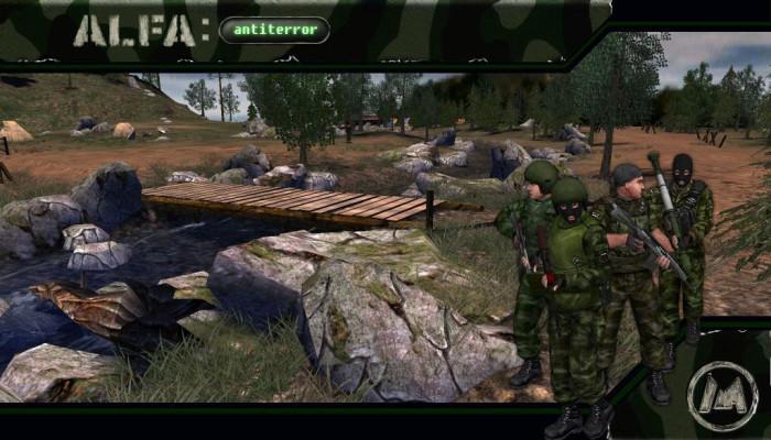 к игре ALFA: аntiterror