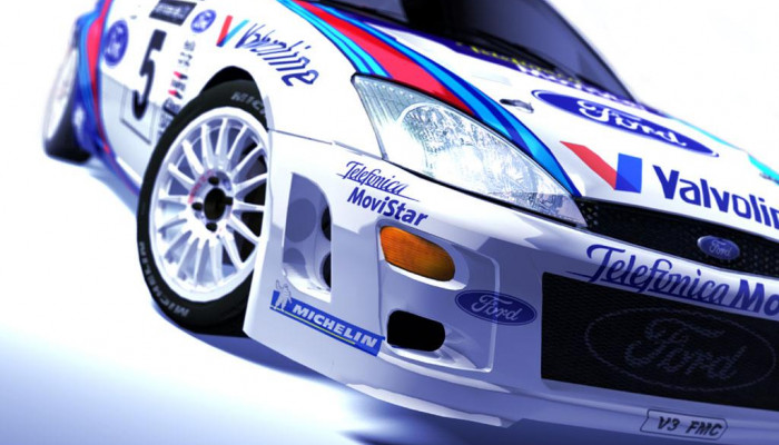 к игре Colin McRae Rally 2.0
