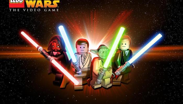 к игре LEGO Star Wars