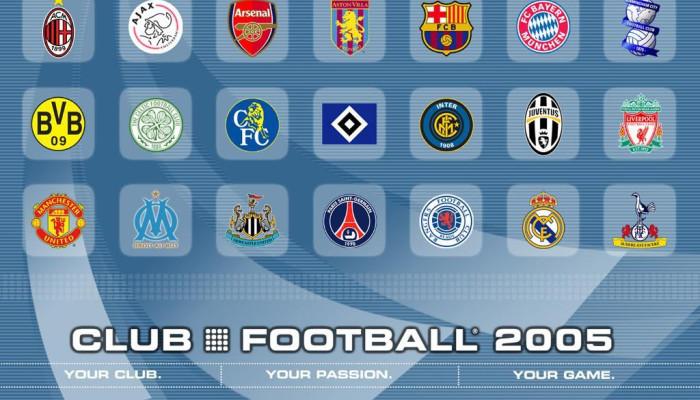 к игре Club Football 2005