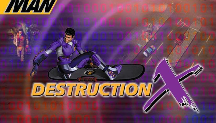 к игре Action Man: Destruction