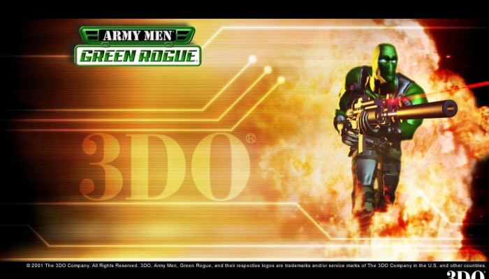 к игре Army Men: Green Rogue