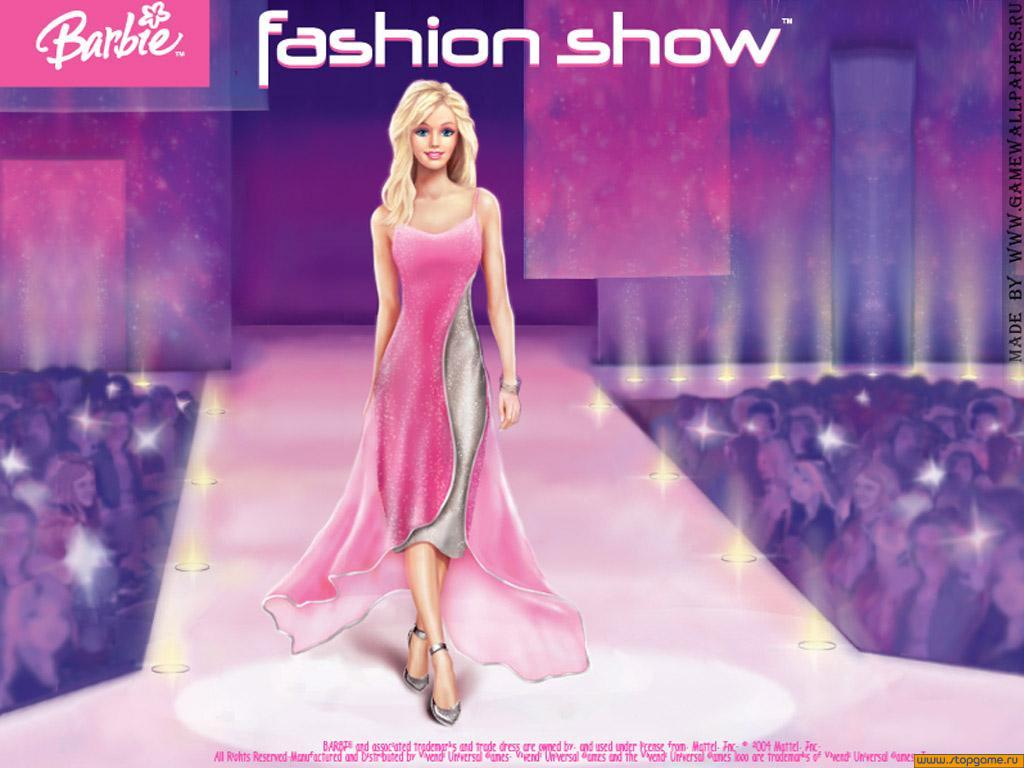 Download Barbie Fashion Show Free Barbie Fashion Show wallpapers