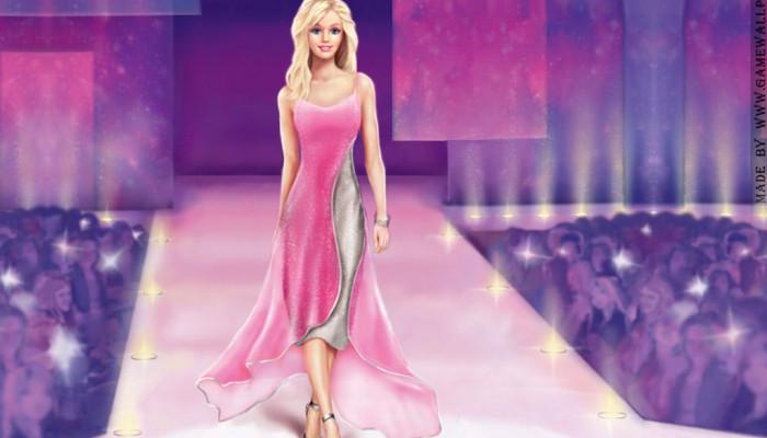к игре Barbie: Fashion Show