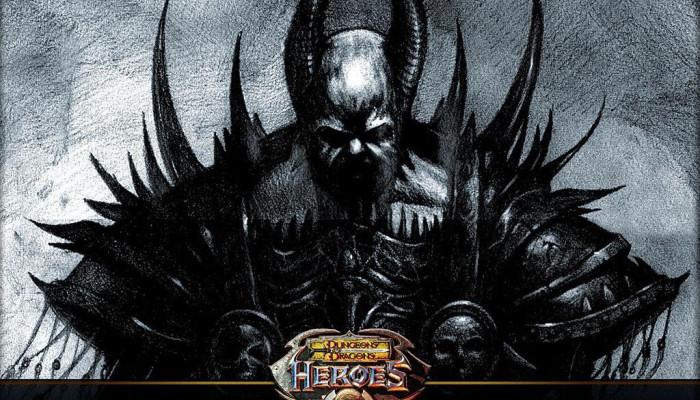 к игре Dangeons & Dragons: Heroes