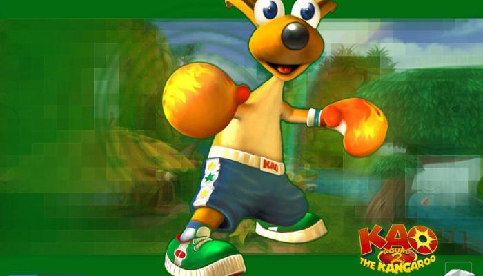 к игре KAO the Kangaroo: Round 2