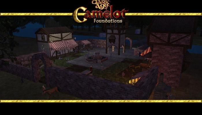 к игре Dark Age of Camelot: Foundations