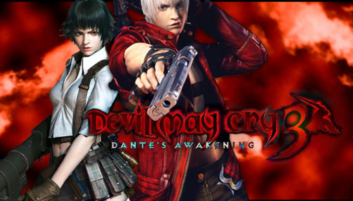 к игре Devil May Cry 3: Dante's Awakening Special Edition