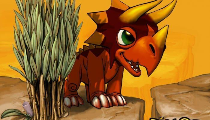 к игре Dinoz