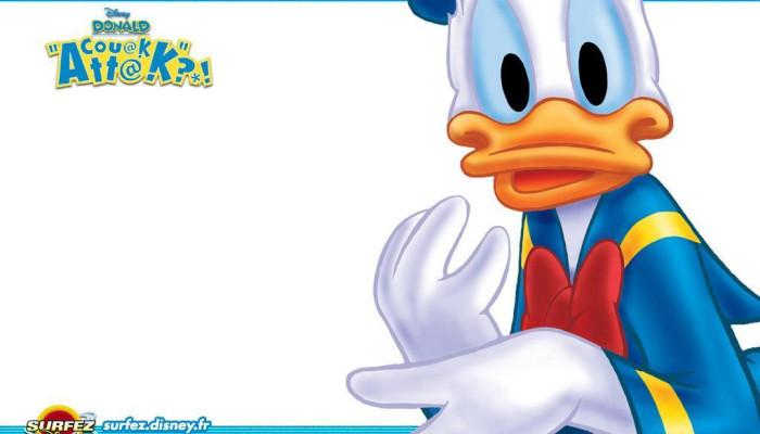 к игре Donald: Couak Attack