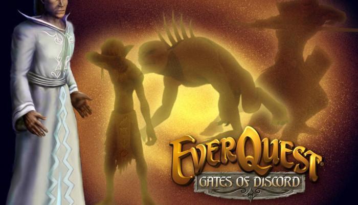 к игре EverQuest: Gates of Discord