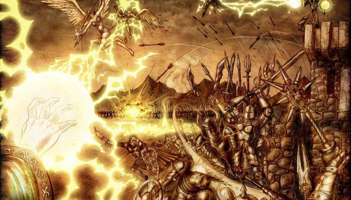к игре Gods: Lands of Infinity