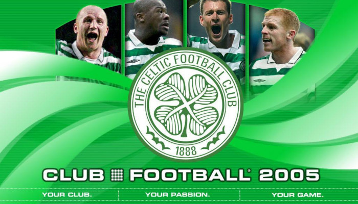 к игре Club Football 2005: Celtic FC